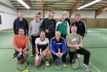 Herren-Jux-Turnier in der Halle