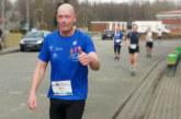 Norbert Sommer beim 6 Stunden-Lauf in Rheine