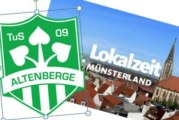 TuS trifft TV: IFMA in der WDR Lokalzeit Münsterland (WDR-Mediathek!)