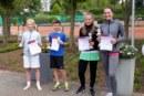 Erfolgreiche Jugend-Kreismeisterschaften Tennis für den TuS Altenberge
