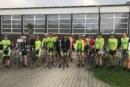 Einsteigergruppe des Rennradtreffs gestartet!