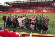 TuS-Junioren aus Liverpool zurück
