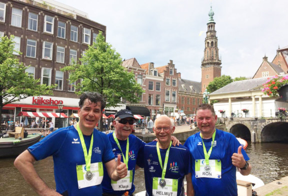 Halbmarathon in Leiden