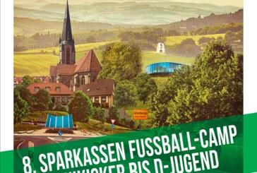 8. Sparkassen Fussballcamp 2018