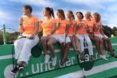 Ü40 Damen 1. Mannschaft steigt auf