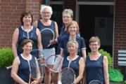 Damen 55 des TUS Altenberge 09 aus Westfalenliga abgestiegen