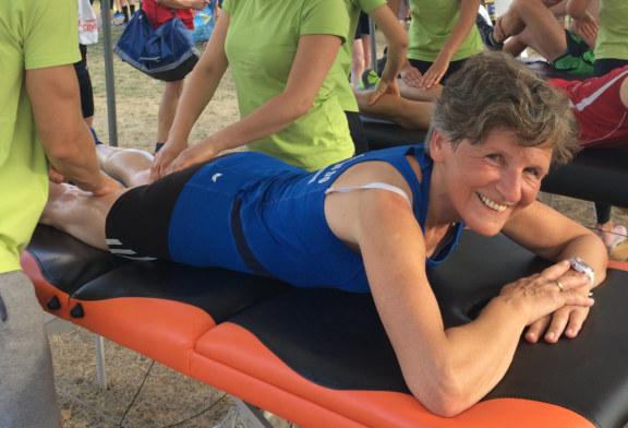 Barbara Laubrock beim Bever-Lauf in Ostbevern erfolgreich
