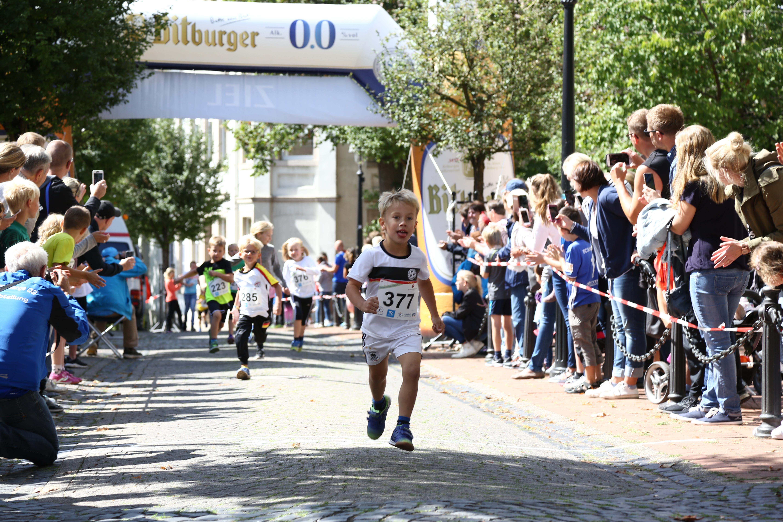 Fotos vom 10. Altenberger Volksbank-Berglauf