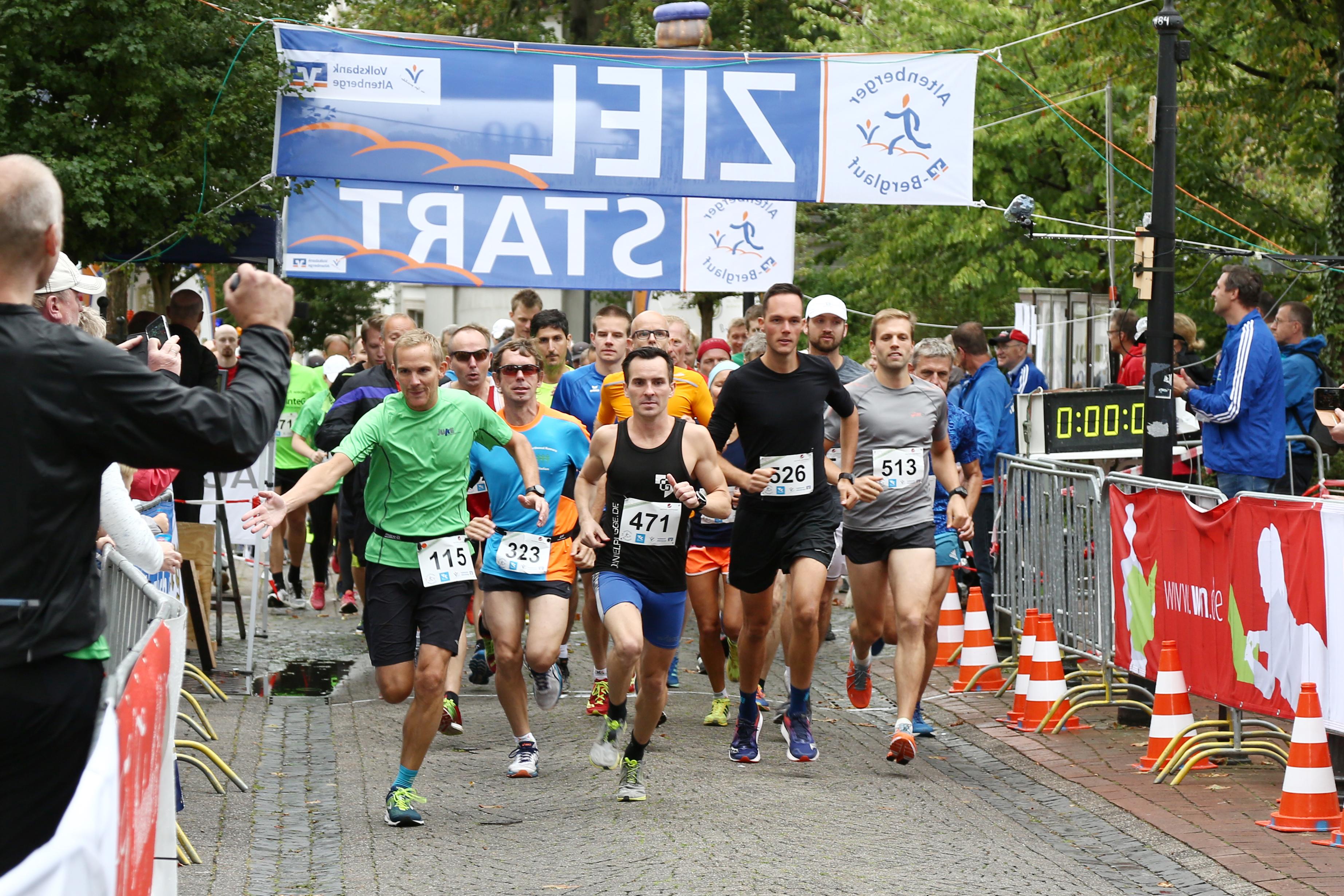 10. Altenberger Volksbank-Berglauf