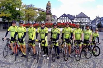 Sauerland-Tour des Rennradtreffs
