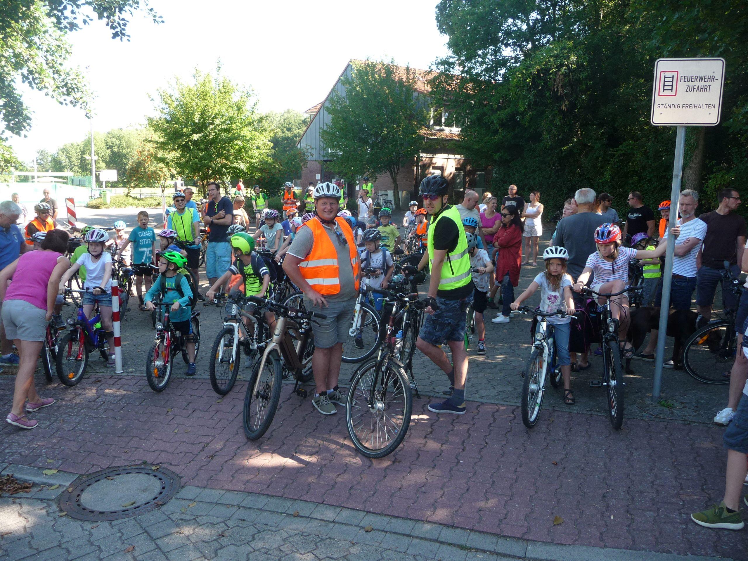Rückblick auf die Sommerferien - Ferienfreizeit in Sendenhorst!