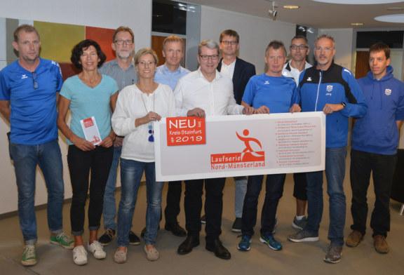 Laufserie Nord-Münsterland geht 2019 an den Start