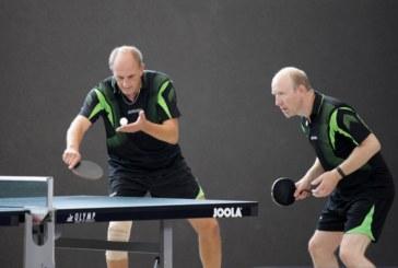 TT: Doppel und ein starkes oberes Paarkreuz sichern den Sieg