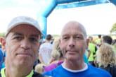 24 Stunden Lauf in Reken mit Dietmar Baumeister und Norbert Sommer