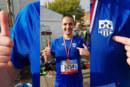 Laufabteilung auch beim Amsterdam Marathon vertreten.