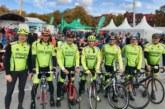 Münsterland Giro 2018 wurde von 14 Mitgliedern des Rennrad-Treffs erfolgreich absolviert