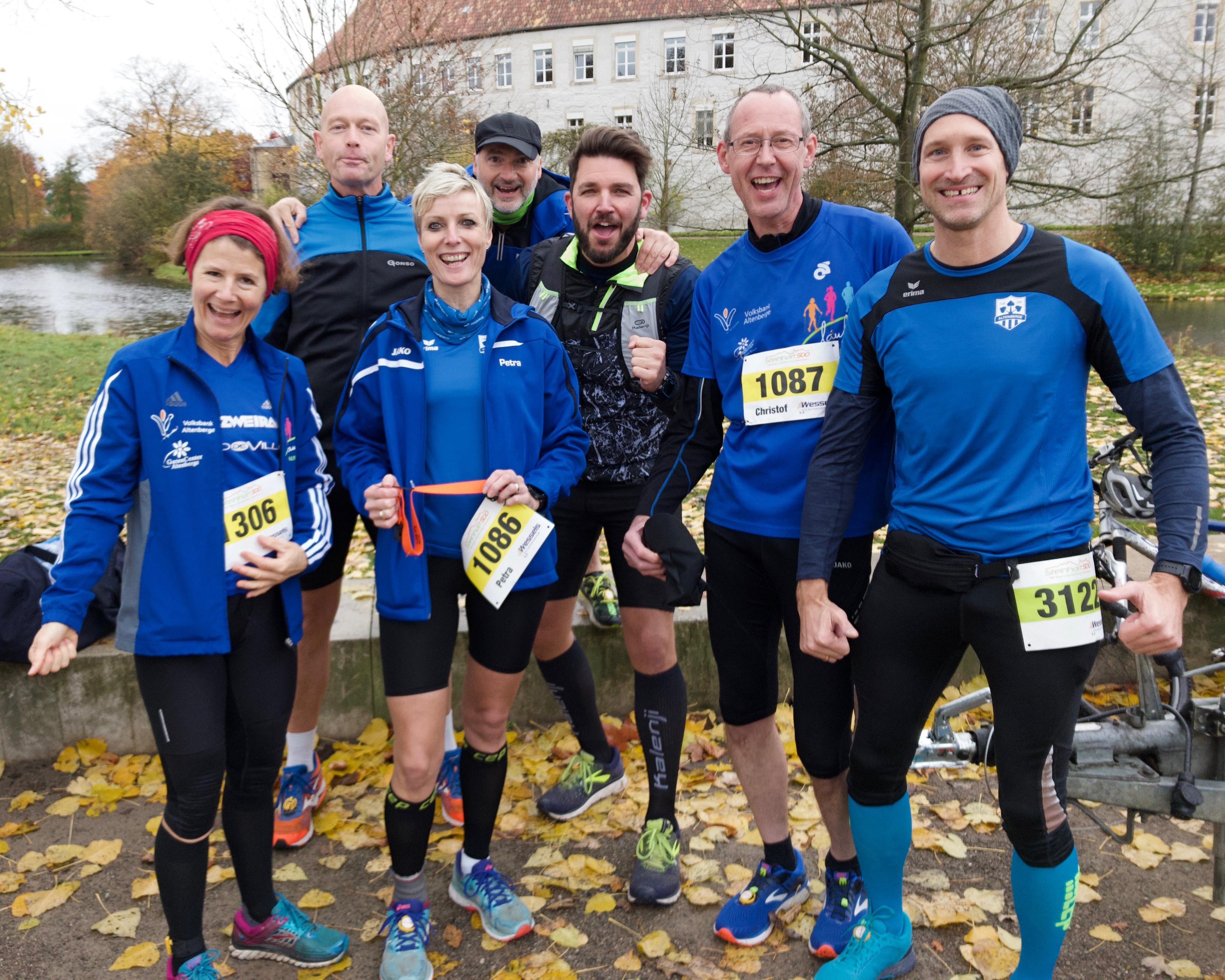 Steinhart 500 - Der Bagno-Buchenberg Marathon, 2. AK-Platz für Petra Gehltomholt über 14 km