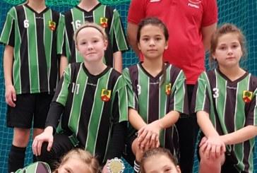 D-Mädchen holen 2. Platz beim Pokalturnier in Coesfeld