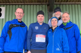 Start der 45. Hammer Winterlaufserie