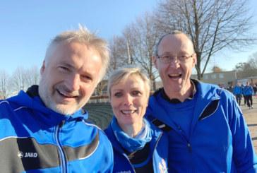 Altenberger Trio beendet die Hammer Winterlaufserie – Petra Gehltomholt auf Platz 5 ihrer Altersklasse