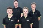 TT: Jugend feiert den Meistertitel in der Kreisliga und den Aufstieg in die Bezirksliga