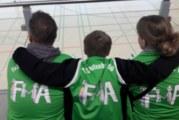 1. Turnier 2019 auswärts und weit entfernt: IFMA in Rheda-Wiedenbrück