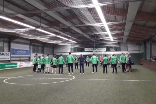 Neues beim TuS: Gemeinsames Training der IFMA mit dem Team der 2. Herren