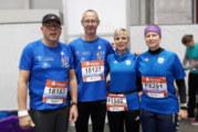 Top Zeiten beim Regenmarathon / Halbmarathon in Hamburg