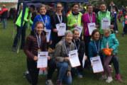 Barbara Laubrock in Reken und Bawinkel über 10 km erfolgreich unterwegs