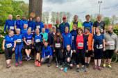 Starker Auftritt der Laufabteilung beim Teekottenlauf in Emsdetten