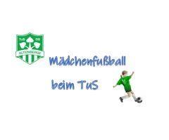Mädchenfußball beim TuS