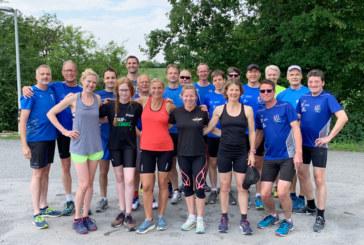 Laufexkursion am längsten Tag des Jahres