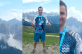 """Running to the limits"" –  Christopher Dicks beim Brixen Dolomiten Marathon"