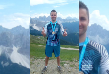 """""""Running to the limits"""" –  Christopher Dicks beim Brixen Dolomiten Marathon"""