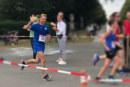 Starker Wind beim Halbmarathon in Nordkirchen