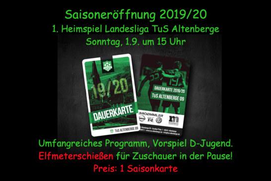 Saisoneröffnung Landesliga
