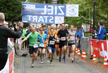 11. Altenberger Volksbank-Berglauf am 31. August 2019