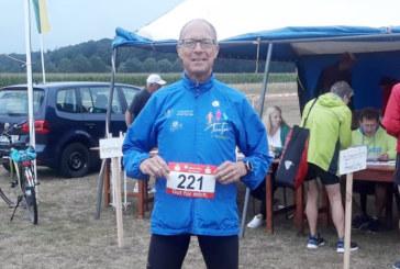 5. Platz für Heiner Lörcks beim Marathon in Wellen