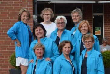 Damen 55 spielen 2020 wieder Verbandsliga