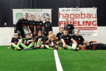 Frühe Bescherung: IFMA-Team erstrahlt in neuen Glanz