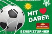 TuS Benefitz-Turnier am 1.2. in der Soccerhalle