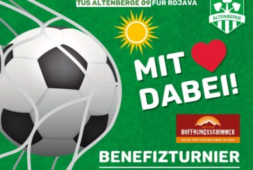 TuS Benefitz-Turnier am 1.2. in der Soccerhalle