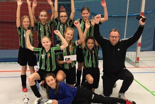 D-Juniorinnen gewinnen Pokalturnier in Coesfeld souverän