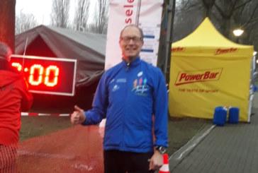 1. Hülskens-Marathon in Wesel