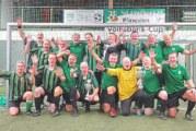 """Ü40-Fußballer bitten am Samstag zum """"Budenzauber"""" in die Soccerhalle – Ex-Profis und Deutsche Meister sind dabei"""