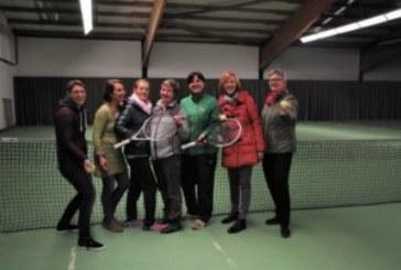 Erfolgreicher Abschluss der Winterrunde der TUS Damen 40