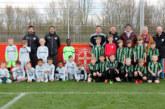 U9 Kicker zu Gast bei Bayer Leverkusen