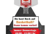 Bock auf Basketball?