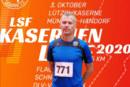 Ralf Winking läuft beim LSF-Kasernen-Lauf auf den 1. Platz in der AK-M50