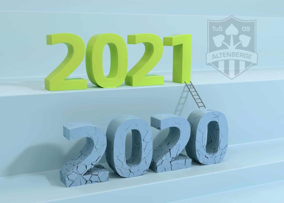 Neujahr 2021 - Jahresrückblick